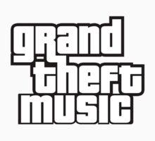 Grand Theft Music by xtrolix