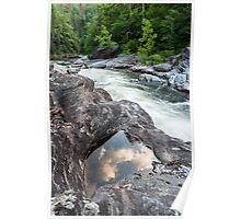 Wild & Scenic Chattooga River South Carolina Georgia Poster