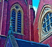 Prahran Church by FuriousEnnui