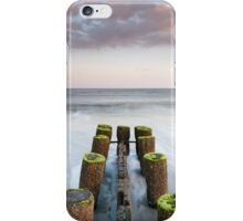 Folly Beach Charleston South Carolina Sunset iPhone Case/Skin