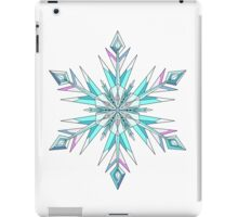 Signature Snowflake iPad Case/Skin