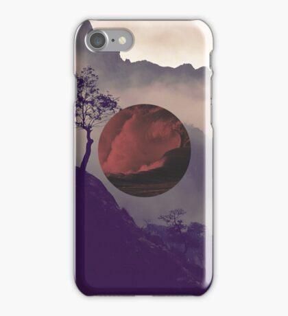 Red Mist iPhone Case/Skin