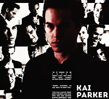 The Vampire Diaries - Kai Parker by Dylanoposey