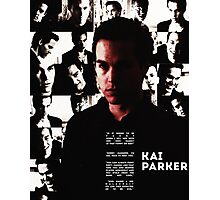 The Vampire Diaries - Kai Parker Photographic Print