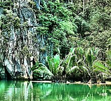 Puerto Princesa Subterranean River National Park by metronomad