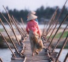 The Hoi An Bridge Walk by wellman