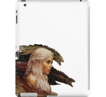 Mother of Dragons - Daenerys Targaryen iPad Case/Skin