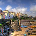 Glorious Tenby by griffin