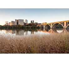 Arlington Virginia Key Bridge Potomac River Photographic Print
