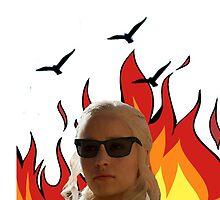 DaenerysTargaryen - Deal with it by elektro