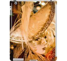 Doll Mask iPad Case/Skin