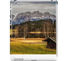 Mountain View, Austria iPad Case/Skin