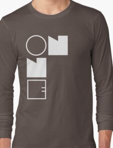 On One [White Ink] | OG Collection Long Sleeve T-Shirt