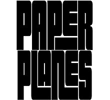 Paper Planes | OG Collection Photographic Print