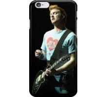 Joshua Homme Transparent iPhone Case/Skin