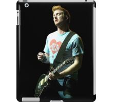 Joshua Homme Transparent iPad Case/Skin