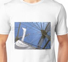 Mystic Seaport Sails Unisex T-Shirt