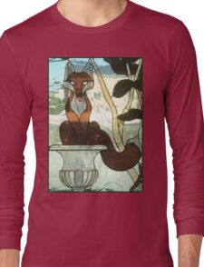 """""""You Sly Devil, You..."""" Long Sleeve T-Shirt"""