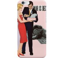 WAR IS DECLARED iPhone Case/Skin