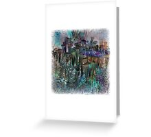 The Atlas Of Dreams - Color Plate 29 Greeting Card