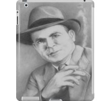 Smoking Man iPad Case/Skin