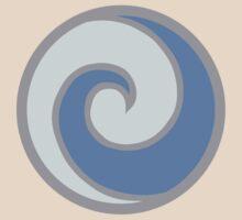 Minimalist Air Nomad Emblem by Telluric