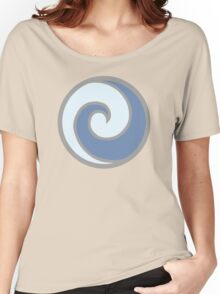 Minimalist Air Nomad Emblem Women's Relaxed Fit T-Shirt
