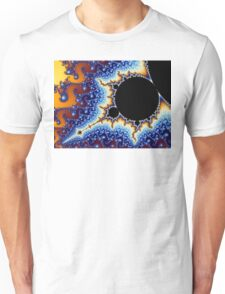 Mandelbrot Set Fractal Unisex T-Shirt