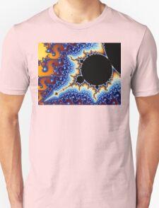 Mandelbrot Set Fractal T-Shirt