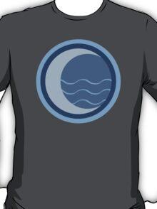 Minimalist Water Tribe Emblem T-Shirt