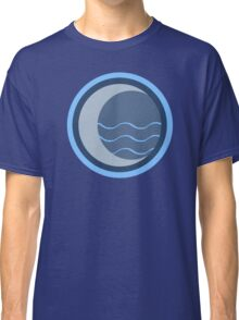 Minimalist Water Tribe Emblem Classic T-Shirt