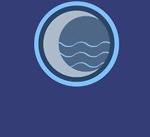 Minimalist Water Tribe Emblem Unisex T-Shirt