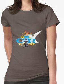 car  Womens Fitted T-Shirt