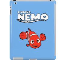 Pixel Retro Finding Nemo iPad Case/Skin
