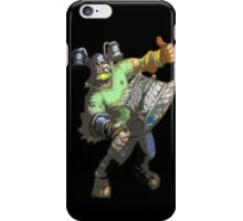 League of Legends - Olaf Brolaf iPhone Case/Skin