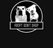 ADOPT DONT SHOP Unisex T-Shirt