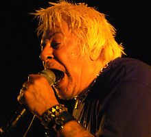 Charlie Harper UK Subs Punks Not Dead! by qshaq