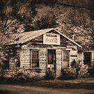 Hazel's cafe by A.R. Williams