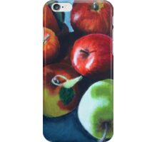 Apple Stack iPhone Case/Skin