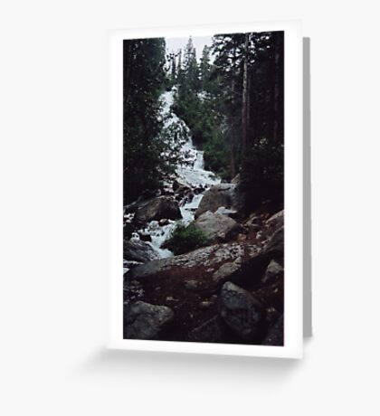Mt. Whitney Greeting Card