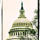 us capitol dome by A.R. Williams