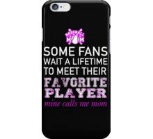 Proud Baseball Mom? iPhone Case/Skin