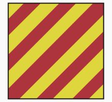 International maritime signal flags sea alphabet collection letter y Kids Clothes