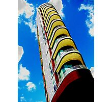Work of Architecture Photographic Print