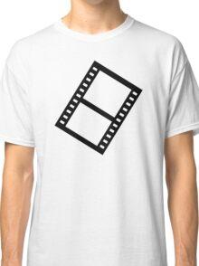 Film movie reel Classic T-Shirt