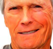 Clint Eastwood 01 Sticker