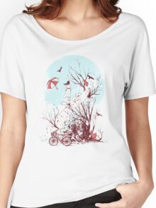 Call of the Wild Women's Relaxed Fit T-Shirt