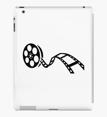 Movie film reel iPad Case/Skin