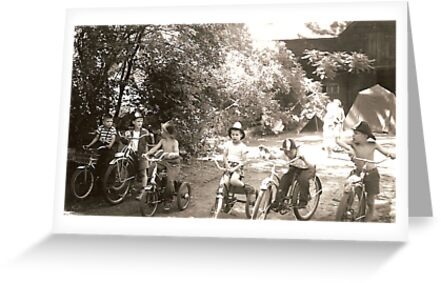 The Bicycle Club by MMerritt