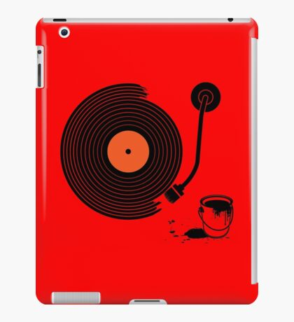 This is why I'm Stripe iPad Case/Skin